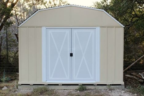 10x10 shed makeover ideas