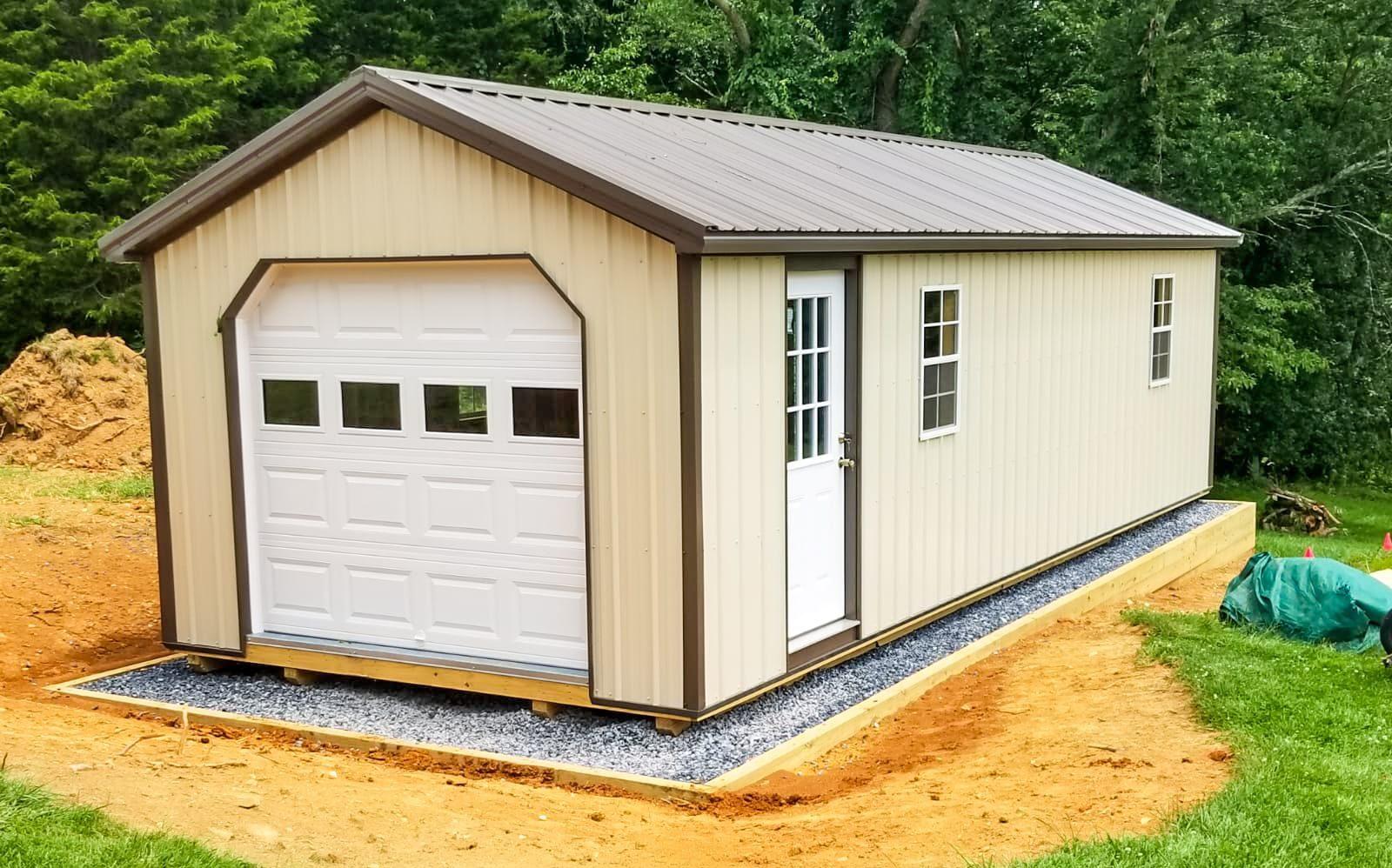 12x20 garages