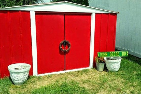 15 stunning shed makeover ideas