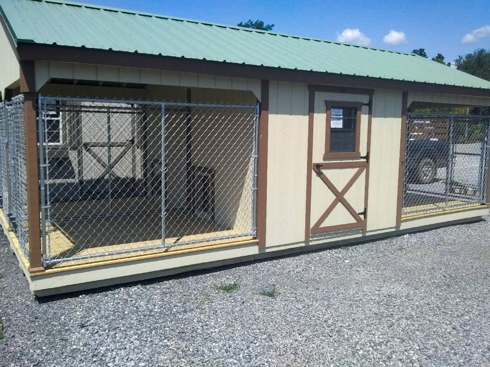 4 dog kennel for sale in va