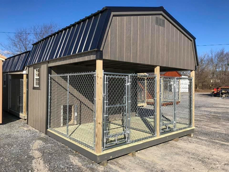 2 dog kennels for sale in virginia