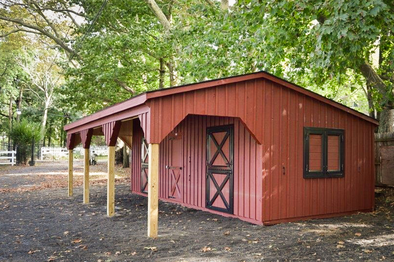prefab horse barns for sale in va and nc