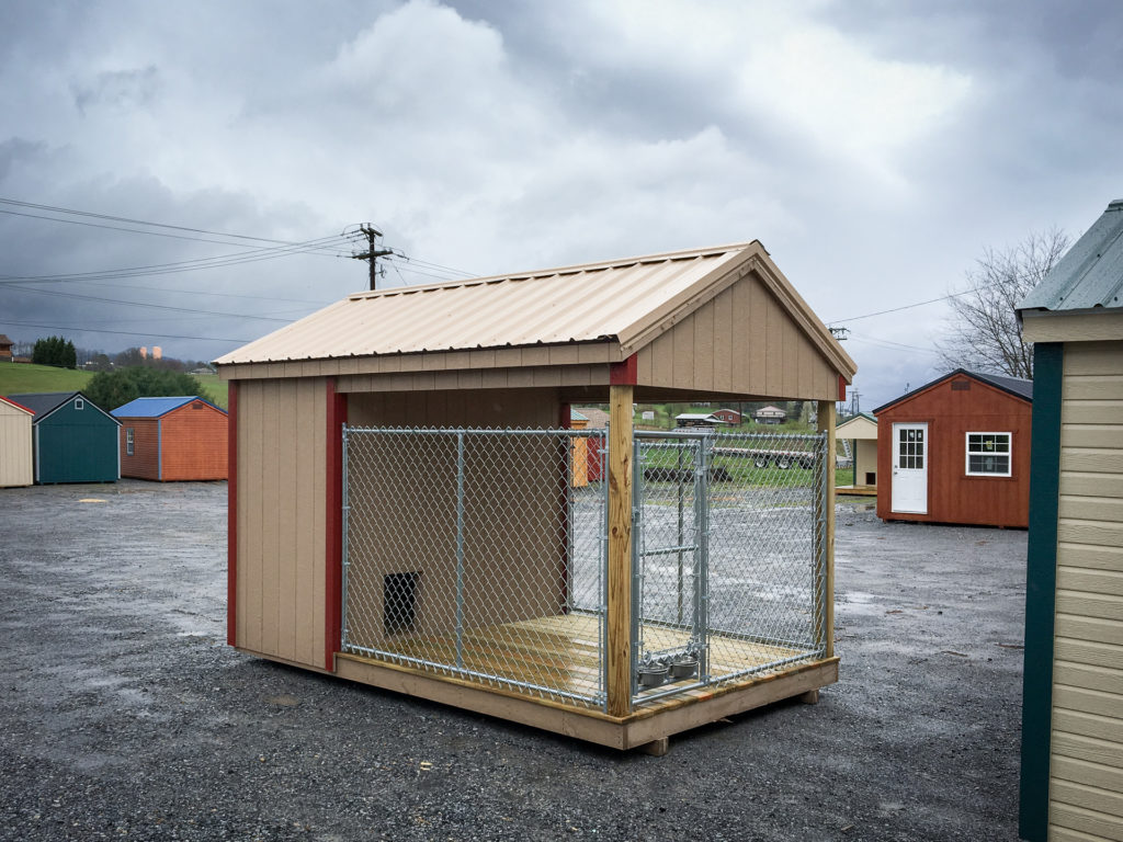 Outdoor Dog Kennels And Horse Barns For Sale In Va Pine