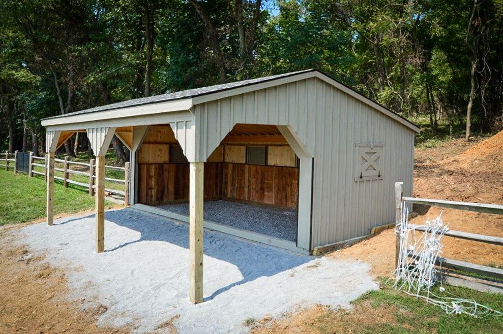 horse barns for sale in alum springs va