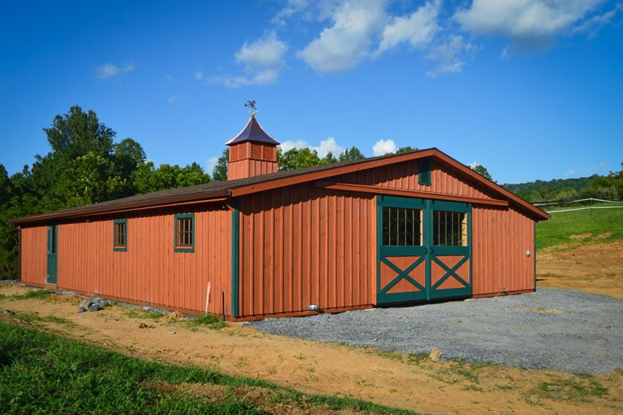 horse barns for sale and rent to own