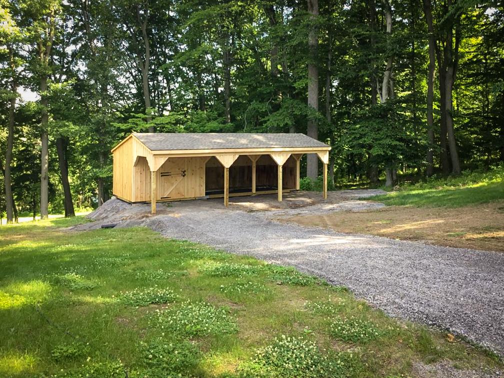residential horse barns for sale in va