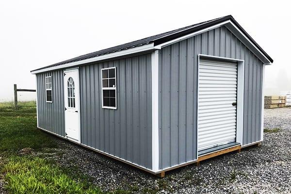 12x24 sheds