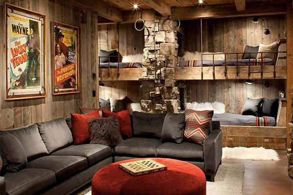 Man Cave Small Shed