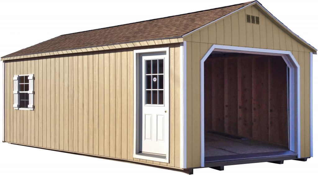 how much does a prefab garage cost in virginia