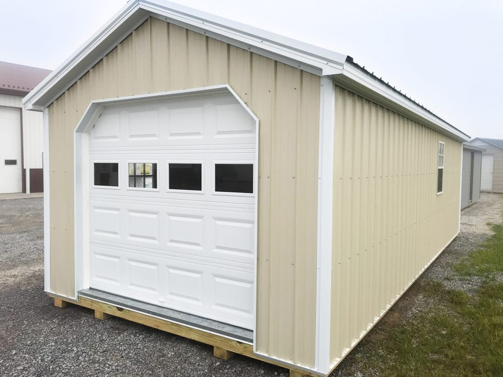 how much is a single car garage in virginia
