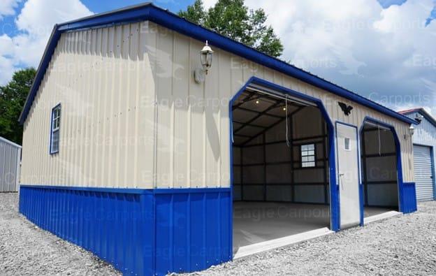 how much is a carport garage