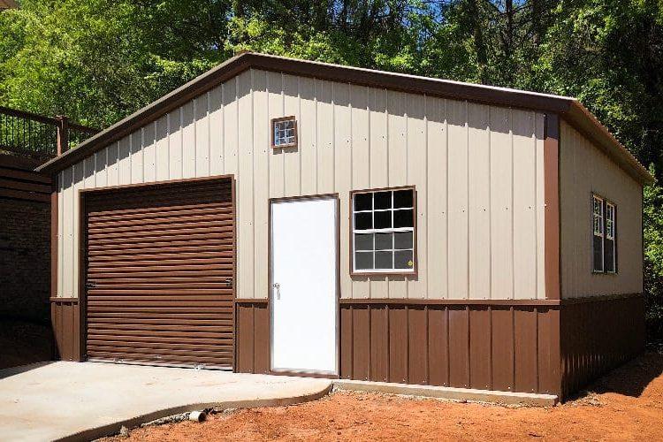Pole Barn Garage Vs Carport Garage 2021
