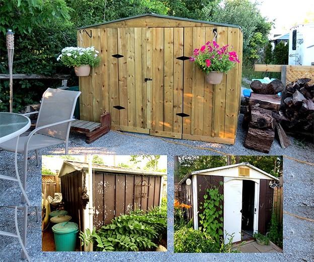 affordable metal sheds