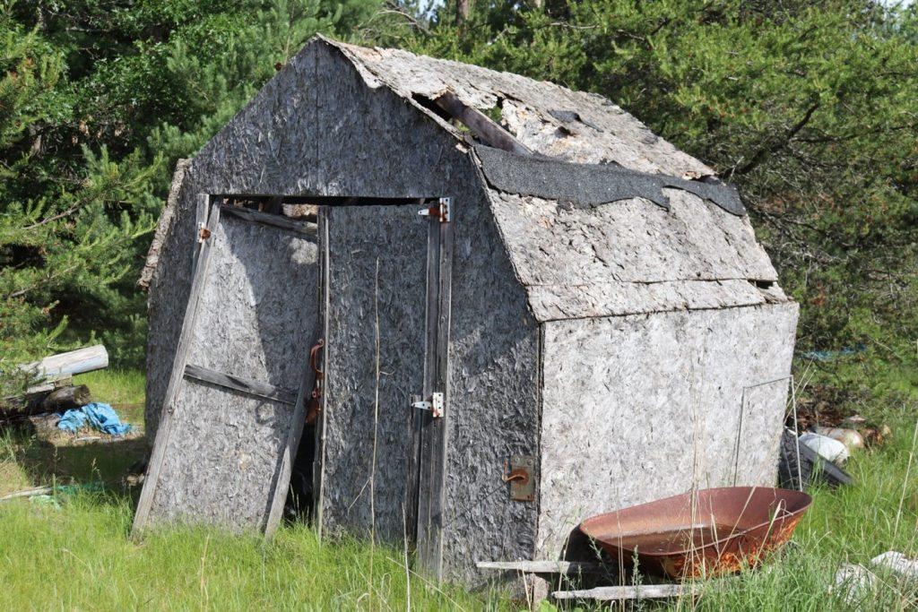 metal shed restoration in virginia