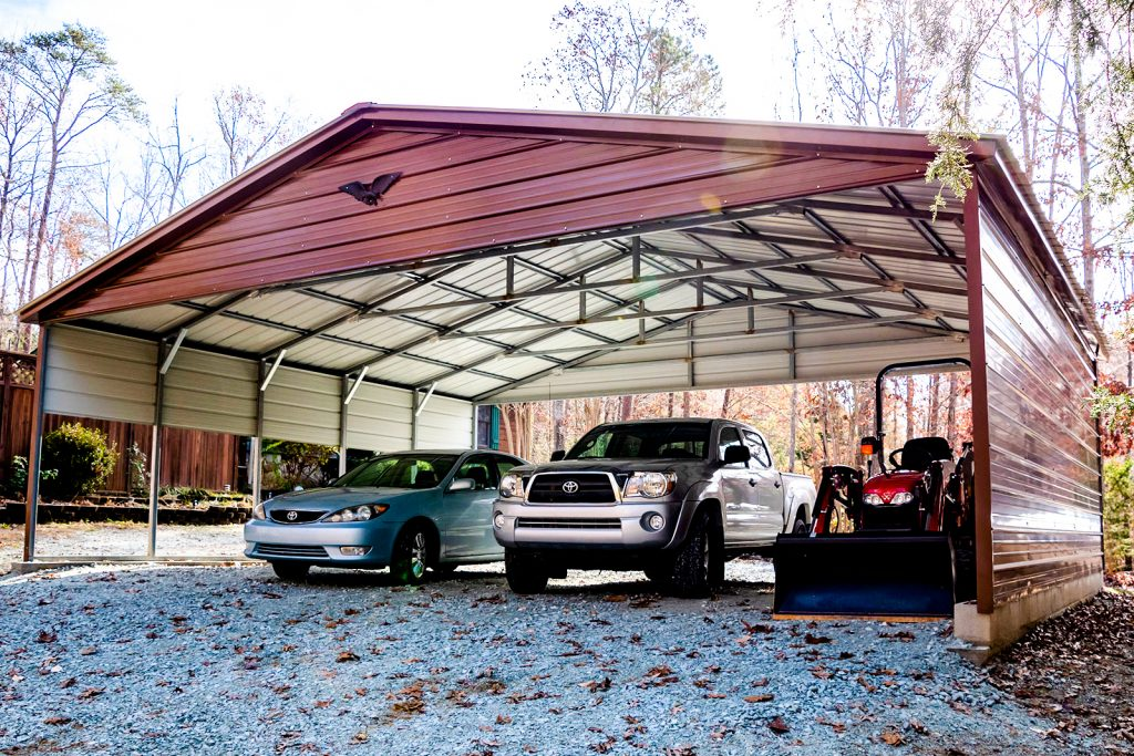 benefits of a carport garage