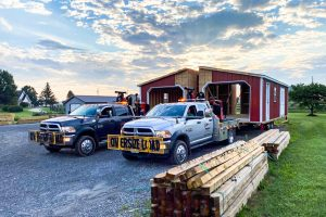 what is a portable garage virginia