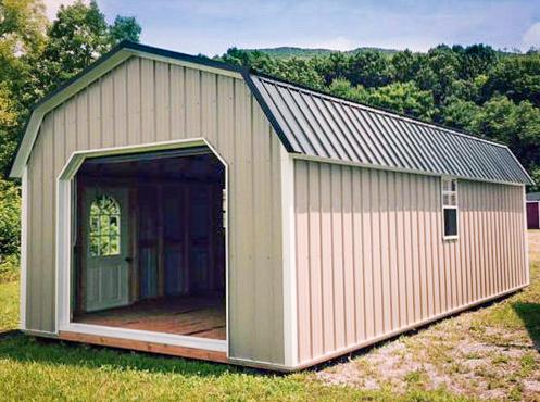single car prefab garage for sale in va