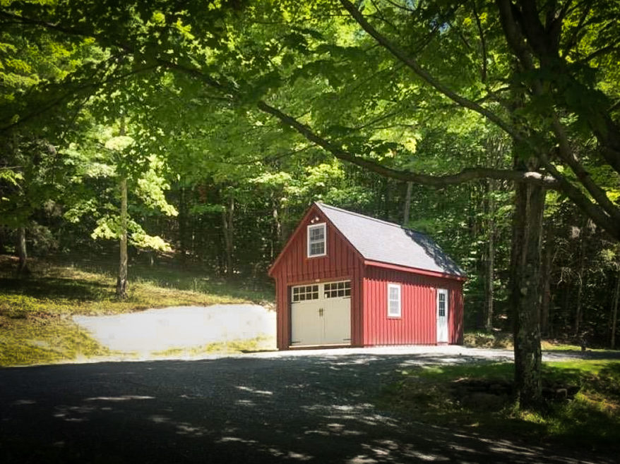 two story single car garages in virginia