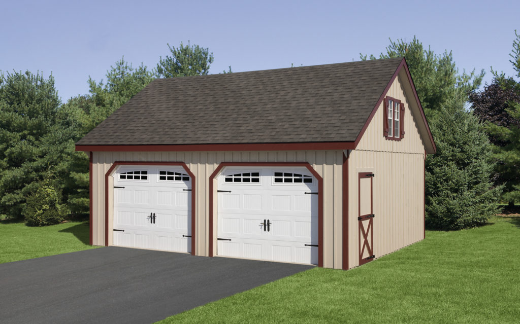 two story multiple car garages in virginia