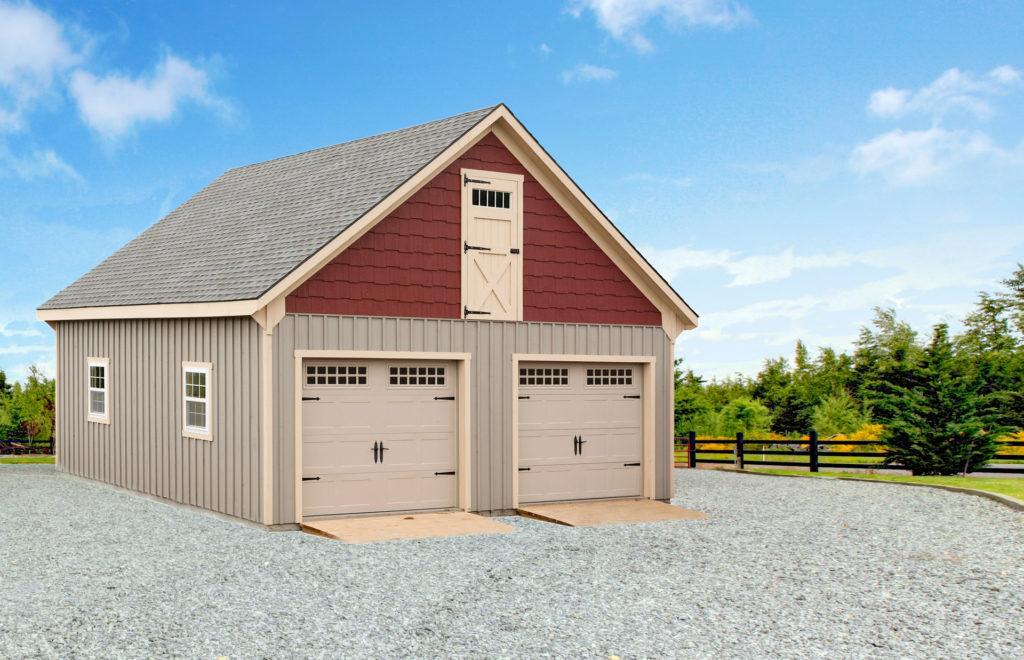 elegant two story multiple car garages for sale