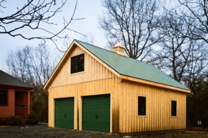 wooden portable garage in newbern va