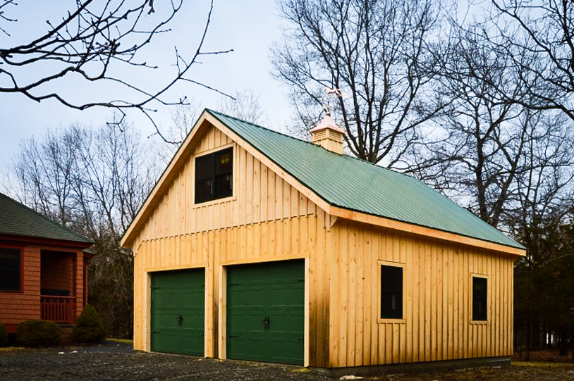wooden portable garage in newbern va