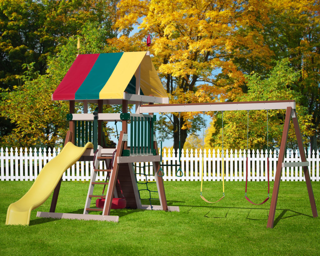 storage buildings and playsets in va