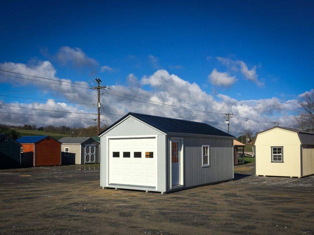 sheds for sale in abingdon va