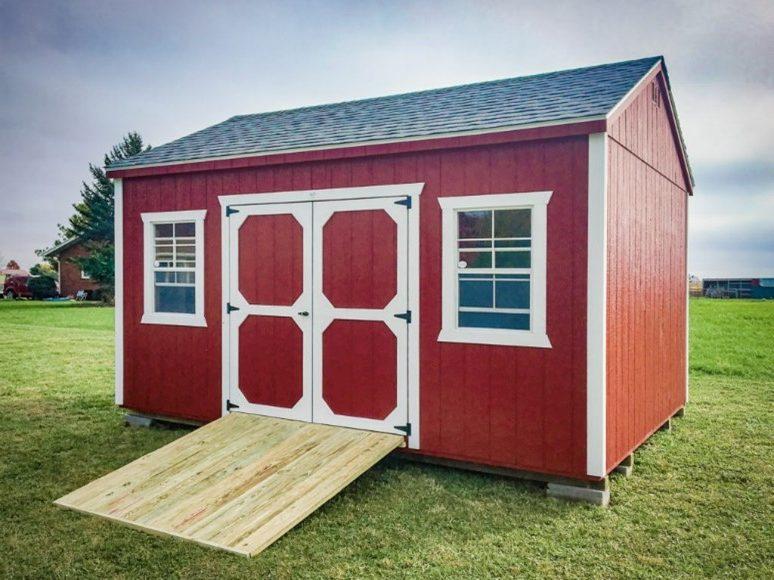 sheds in hillsville va