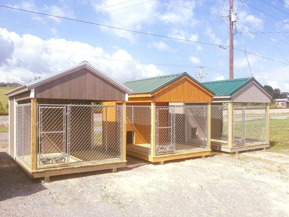 horse barns and dog kennels for sale in martinsville va