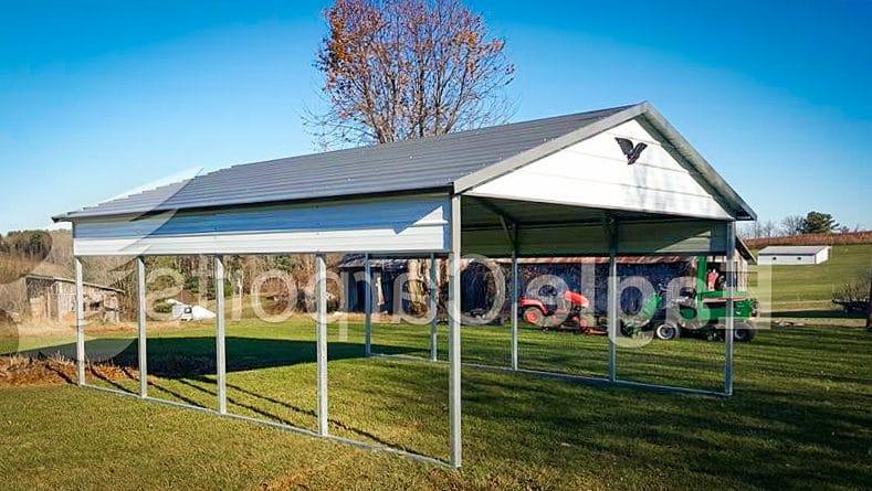 metal carports for sale in martinsville va