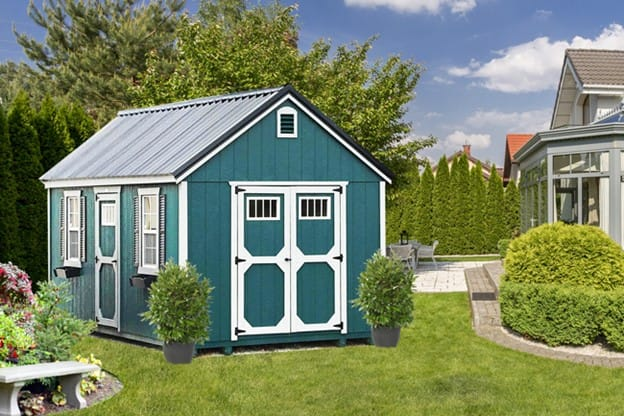 affordable sheds for sale in sparta nc