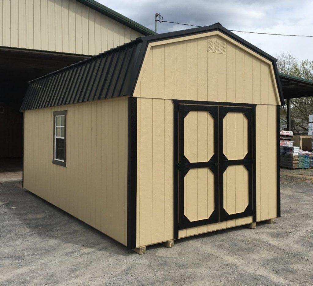 prefab garages in sparta