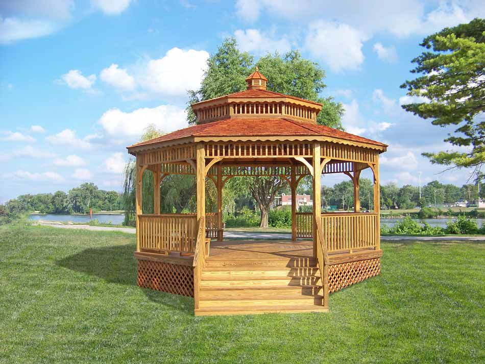 large gazebos for sale in va