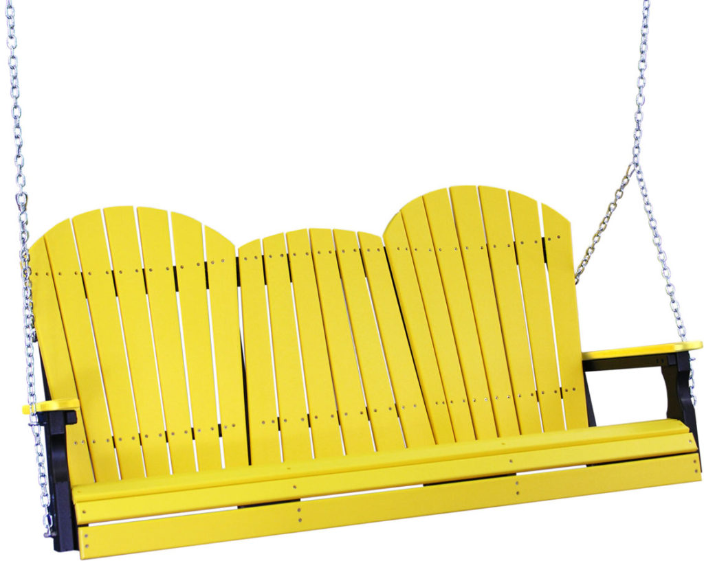 yellow poly outdoor furniture for sale in va
