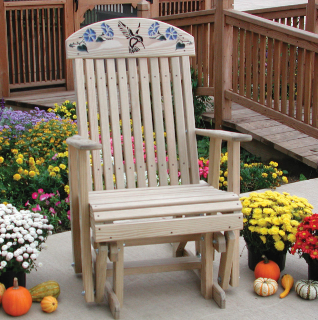 wooden outdoor furniture for sale in va