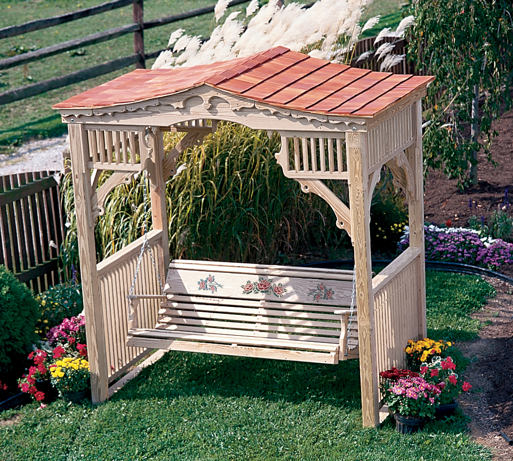 buy porch furniture and swings