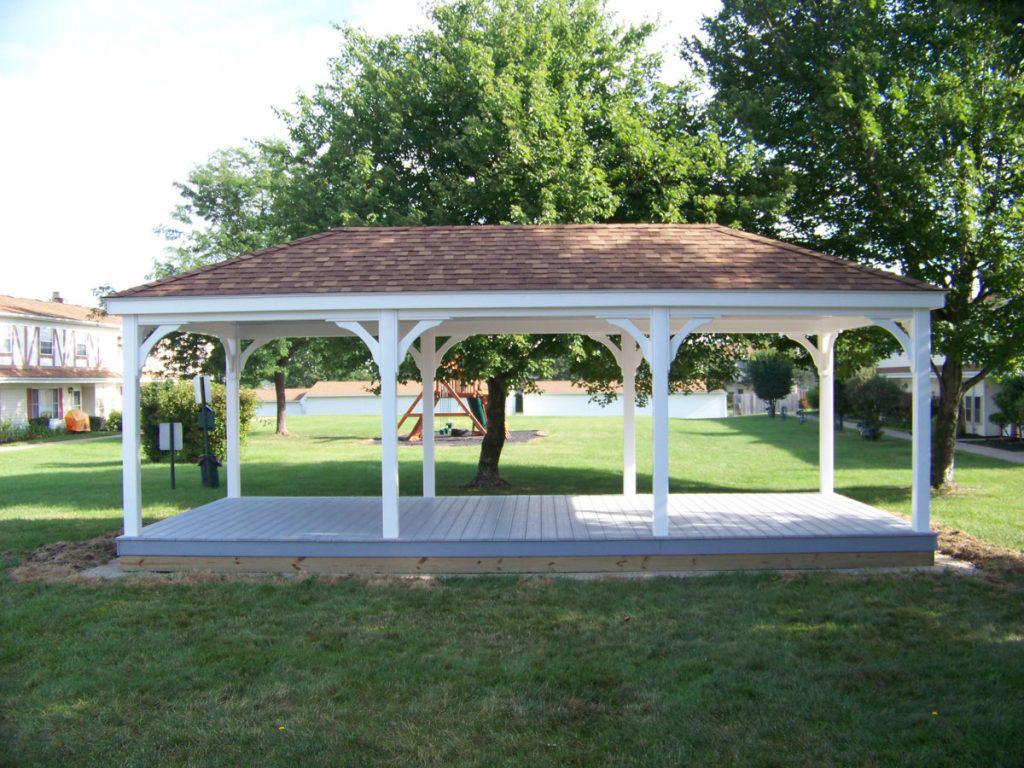 large pavilion for sale in va