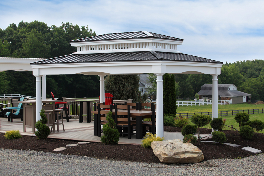 picnic shelters for your backyard for sale in va