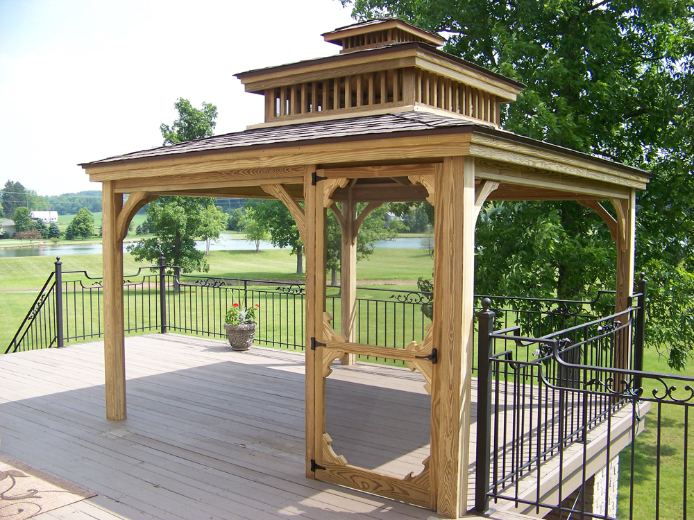 pavilions and picnic shelters for sale in virginia