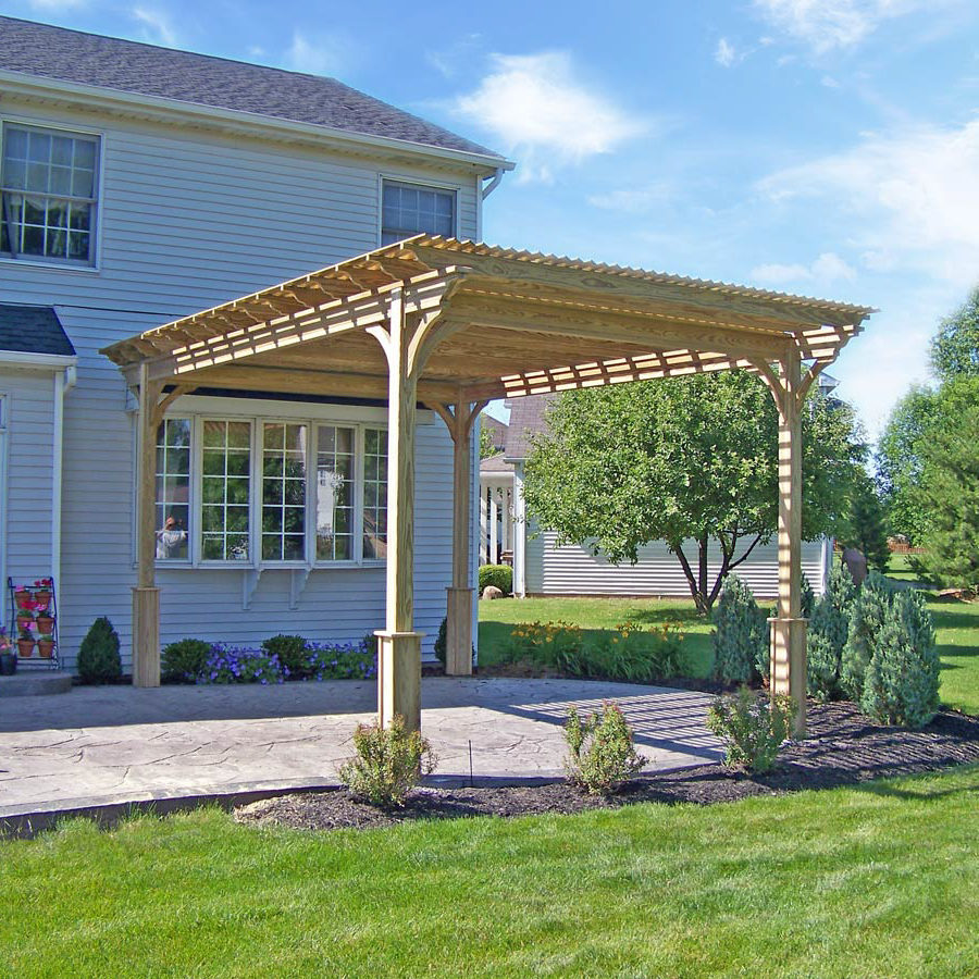 pergolas for sale in nc