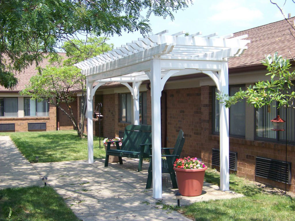 pergola and chairs for sale in va