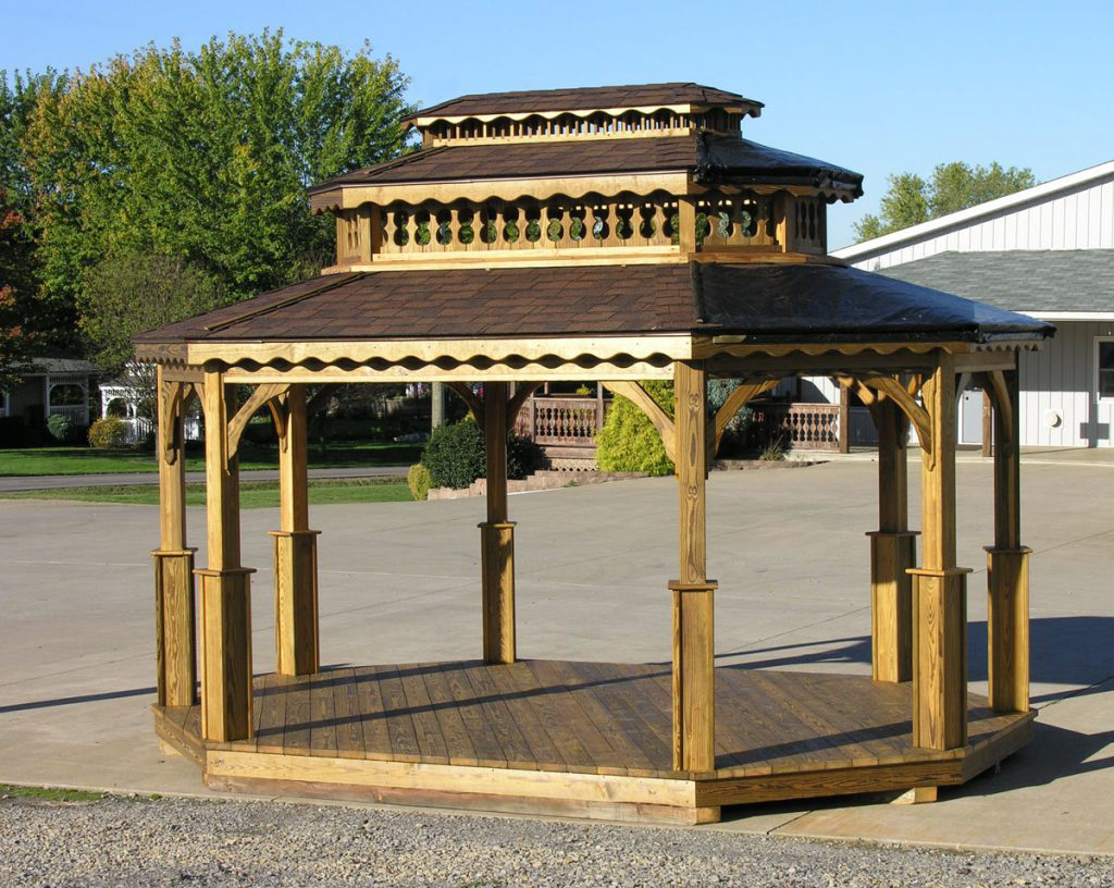 outdoor living structure for sale in va