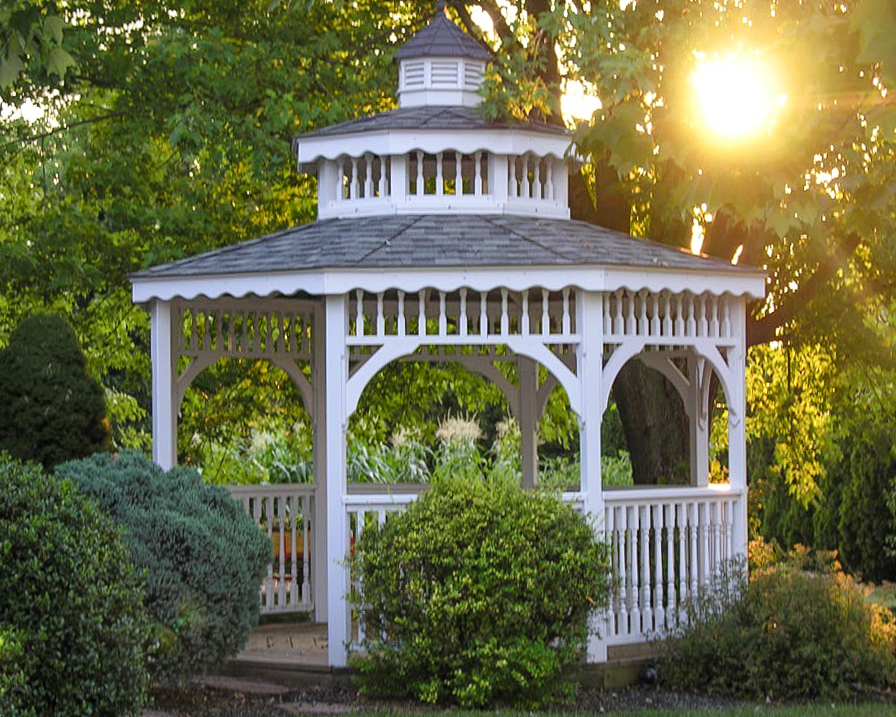 gazebo and patio furniture in virginia