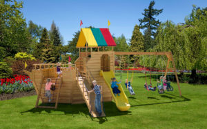 playset and swing sets for sale in va and nc
