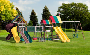 large outdoor swing sets in virginia