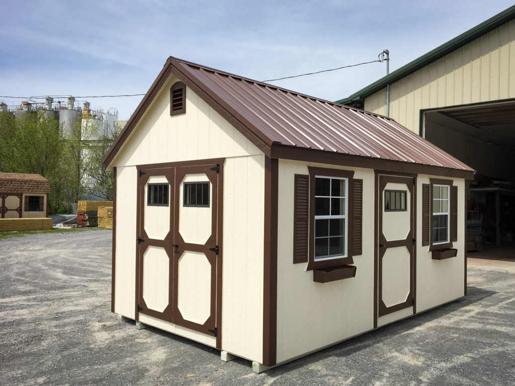 backyard storage shed for sale near you