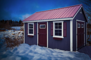 Shed And Garage Quote Pine Glade Buildings Llc