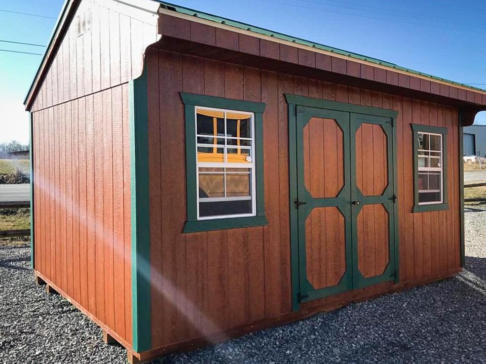 prefab storage sheds in highland va