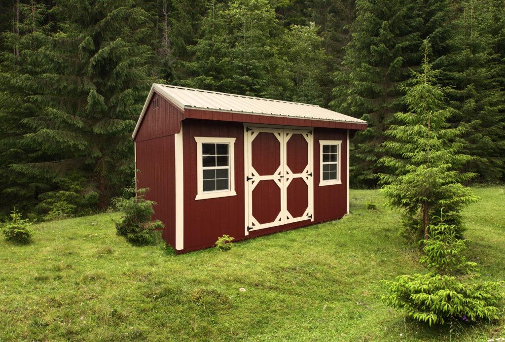 outdoor storage sheds in va